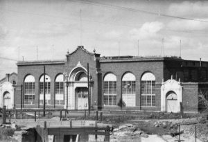 Coliseum at the Ogden Union Stockyards - thank you to Don Strack for sharing his extensive photo collection with us